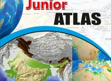 junior atlas book for school