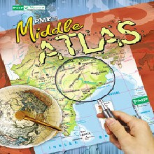 middle atlas book for school