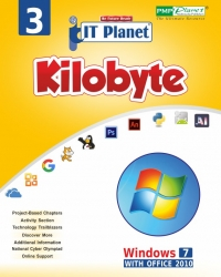 COVERS KILOBYTE BOOK 3