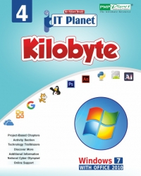 COVERS KILOBYTE BOOK 4
