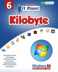 COVERS KILOBYTE BOOK 6