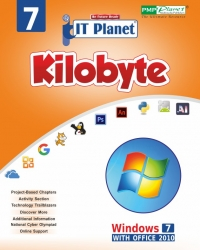 COVERS KILOBYTE BOOK 7