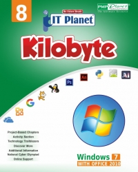 COVERS KILOBYTE BOOK 8