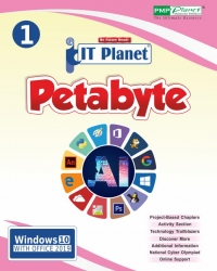 COVERS PETABYTE BOOK 1