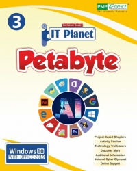 COVERS PETABYTE BOOK 3