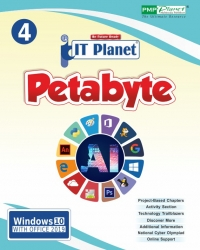 COVERS PETABYTE BOOK 4