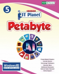 COVERS PETABYTE BOOK 5
