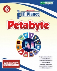 COVERS PETABYTE BOOK 6