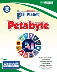 COVERS PETABYTE BOOK 8