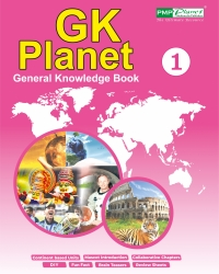 Cover GK Planet Book 1