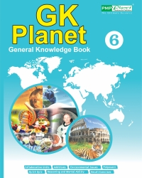 Cover GK Planet Book 6