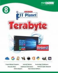 Cover Terabyte book 8