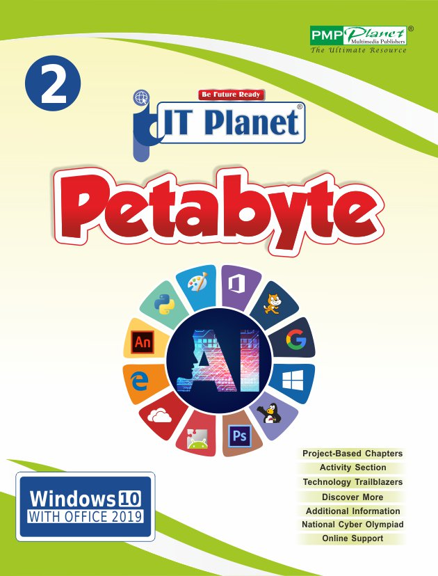 COVERS PETABYTE BOOK 2