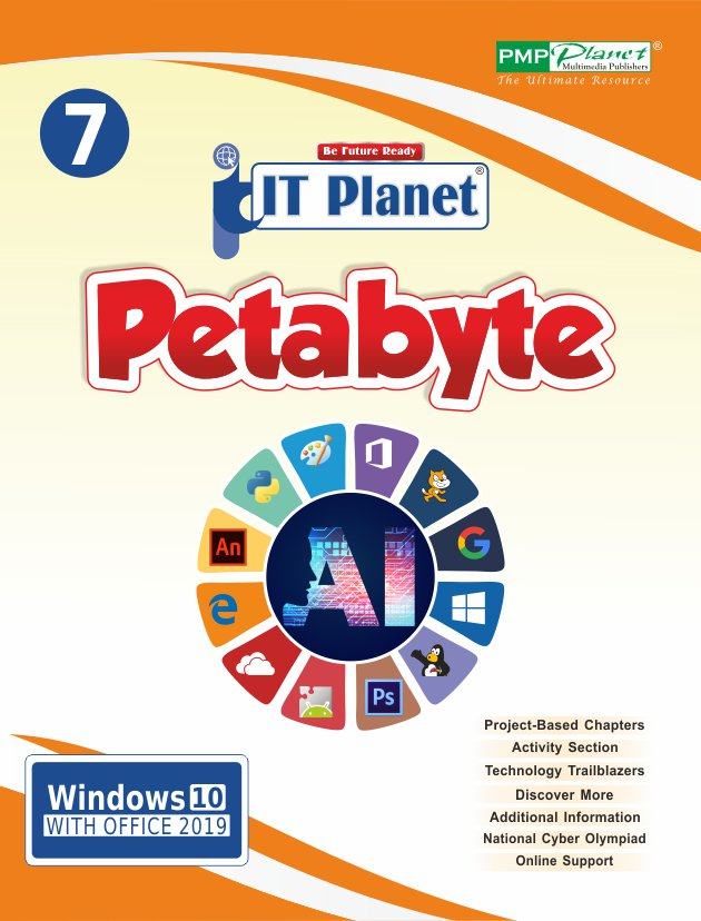 COVERS PETABYTE BOOK 7