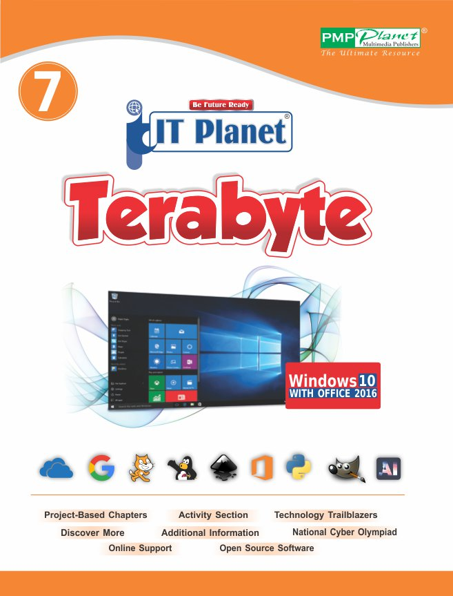 Cover Terabyte book 7