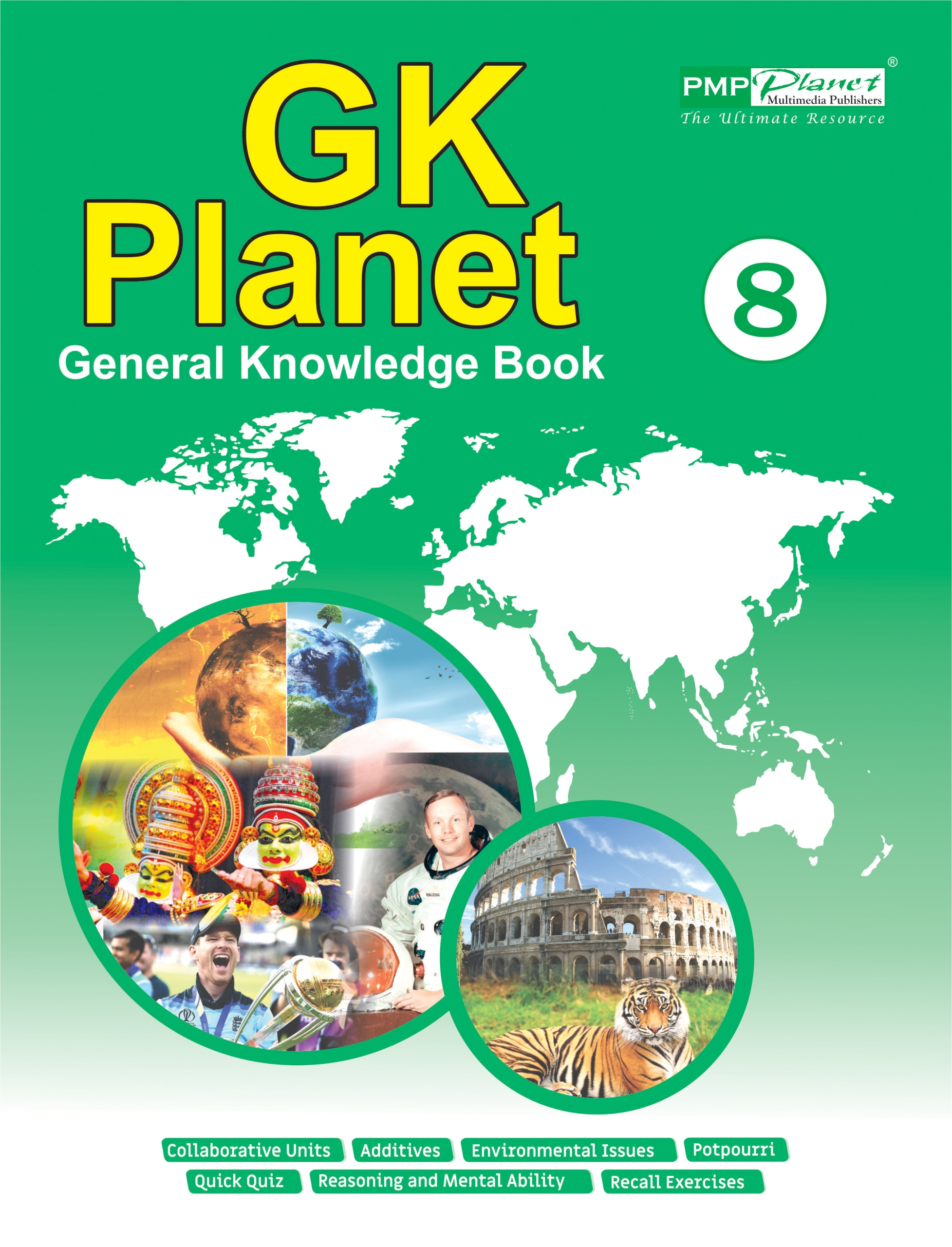 Cover GK Planet Book 8